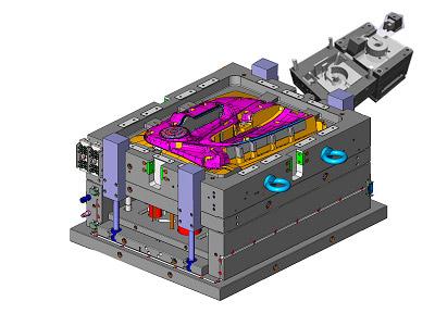 Forma i matryca w ZW3D
