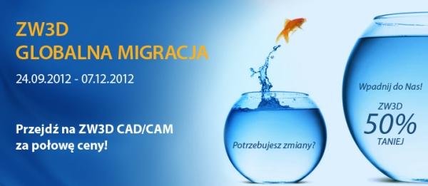 Globalna Migracja ZW3D