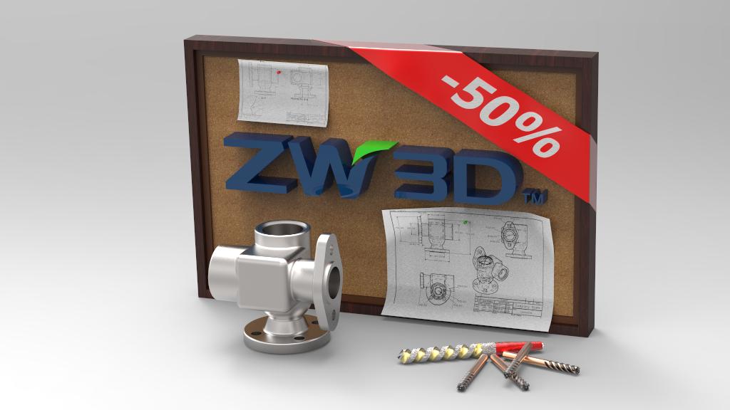 Promocja ZW3D